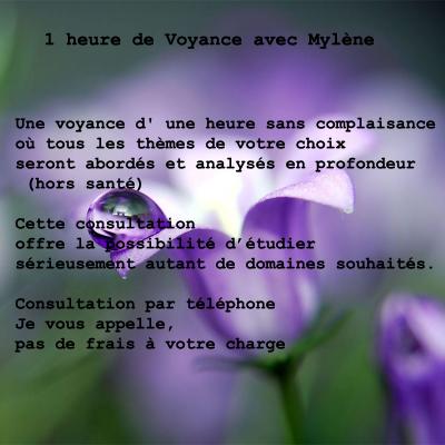 1 heure de Voyance avec Mylène - 2