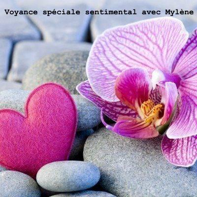 Voyance spéciale sentimental avec Mylène