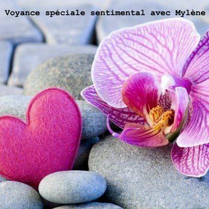 Voyance spéciale sentimental avec Mylène - 1