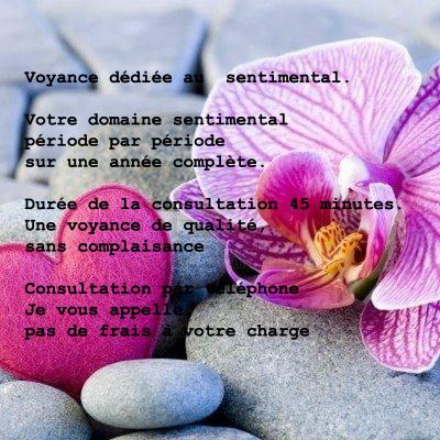 Voyance spéciale sentimental avec Mylène - 2