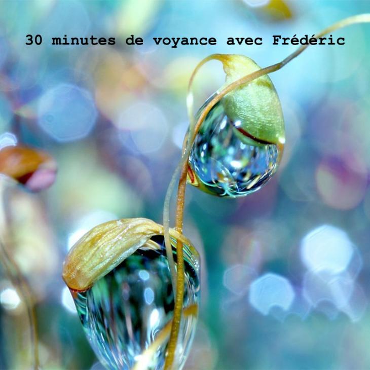 30 minutes de voyance avec Frédéric - 1