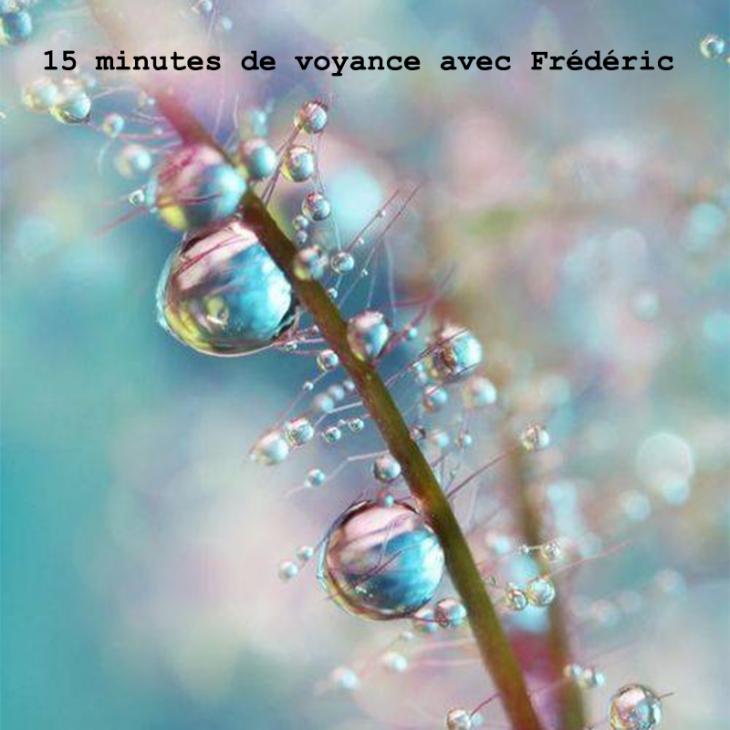 15 minutes de voyance avec Frédéric - 1