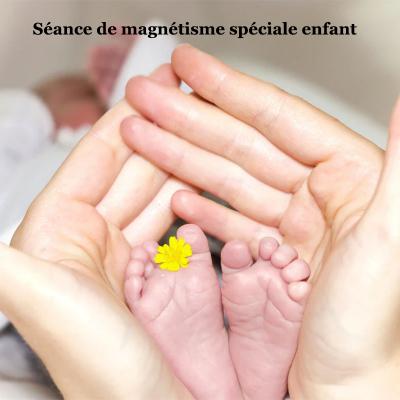 Séance de magnétisme spéciale enfant