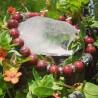 Bracelet Bouddhiste Jaspe Rouge - 2