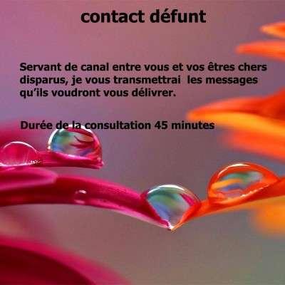 Contact Défunt - 2