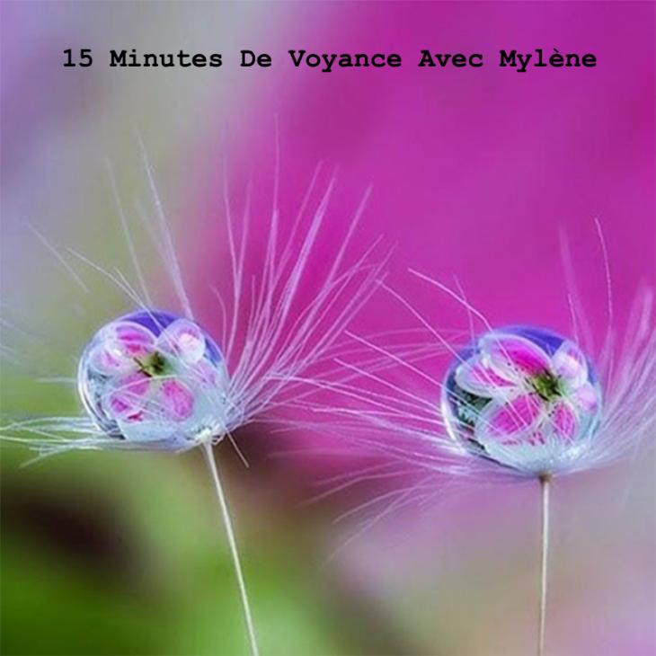 15 minutes de voyance avec Mylène - 1