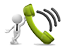 contactez nous directement avec votre mobile
